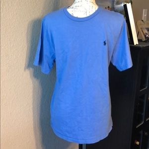 Polo Ralph Boys XL Blue T shirt